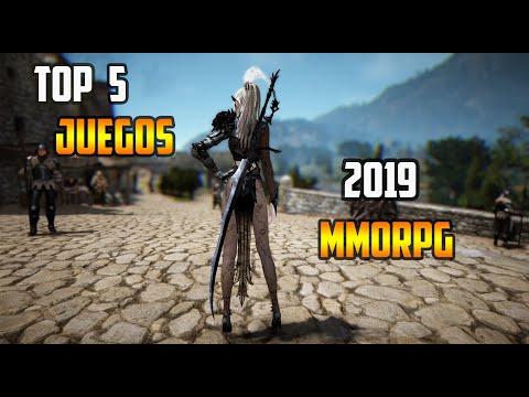 Top 5 Juegos MMORPG 2019