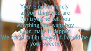 Carly Rae Jepsen - Sweetie (with Lyrics)