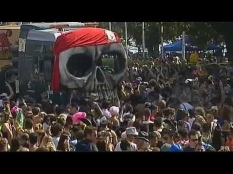 Street Parade 2011 Zurich Part one - R.I.P. DJ Energy