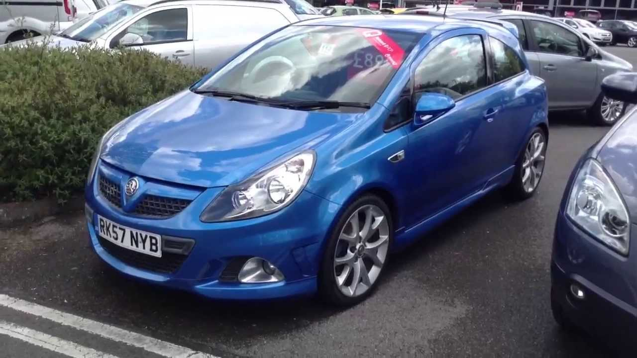 vauxhall corsa vxr start up exhaust and in depth tour. Black Bedroom Furniture Sets. Home Design Ideas