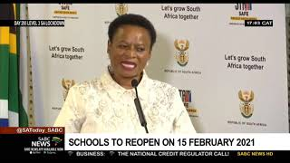 Opening of schools will be delayed to 15 February