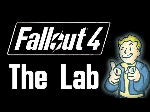 FALLOUT 4: THE LAB (NOBLE'S SETTLEMENTS)
