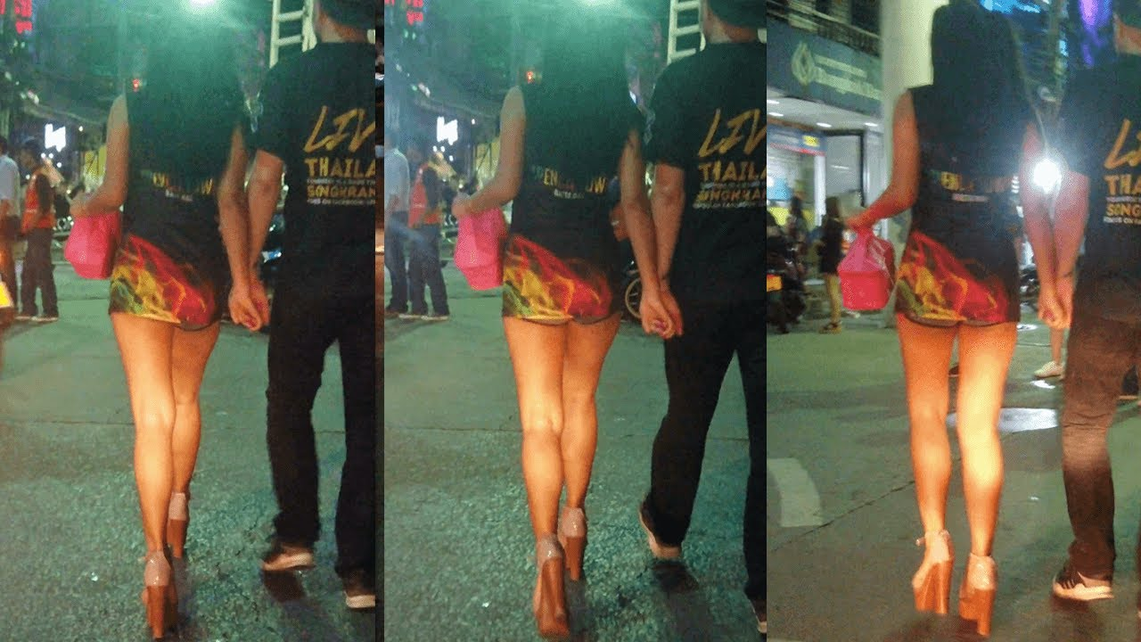 Different Types Of Thailand Hookers In Action. 05