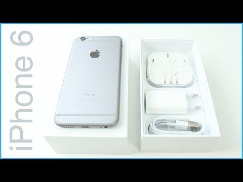 Apple IPhone 6 : Déballage Et Premier Démarrage (Unboxing Français)