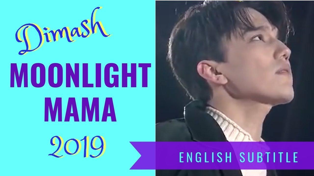 "Eng Sub Dimash Kudaibergen ""Moonlight Mama"" English ..."