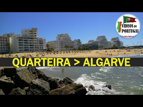 Quarteira Algarve - Videos Portugal Travel