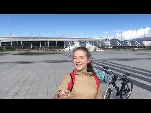 VLOG Велосипеды, Олимпийский парк