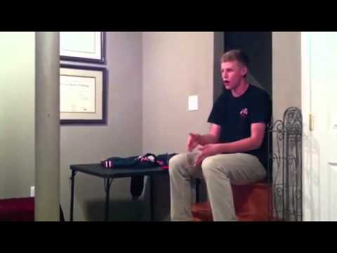 Straight Off The Dome  Teen Is Back With Another Crazy Freestyle Using Random Words
