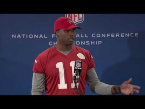 """ Tom Brady is not the goat "" - Julio Jones"