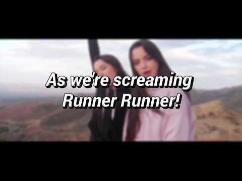 Merrelltwins - Runner Runner (lyric video)