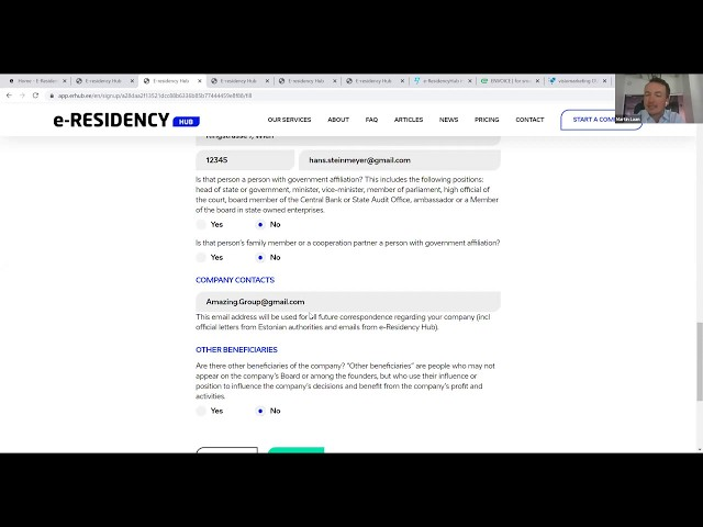 E-Residency Webinar: Running your company online with e-Residency Hub & TransferWise