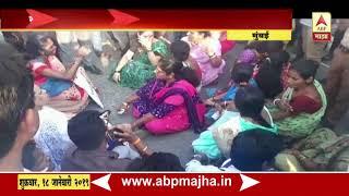 Mumbai | Truck Accident on Ghatkopar Andheri Link Road