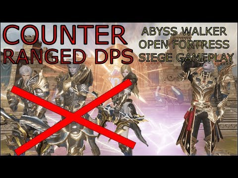 Lineage 2 Revolution COUNTER RANGED DPS- ABYSS WALKER OPEN F
