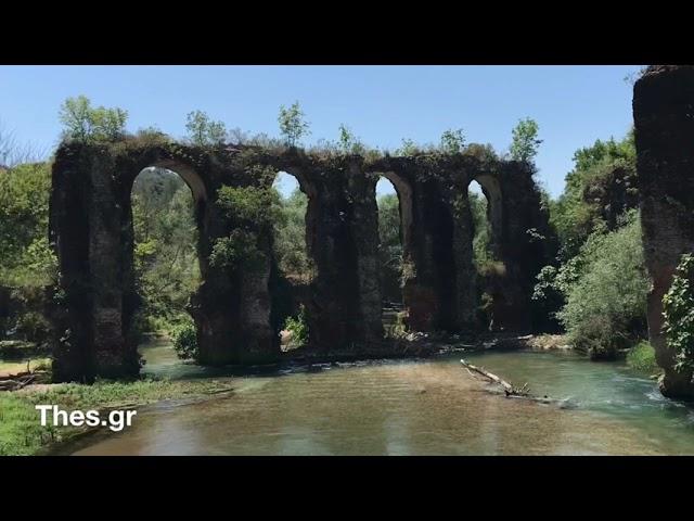 Ρωμαϊκό Υδραγωγείο Αρχαίας Νικόπολης: Ενα θαυμαστό έργο αρχαίας τεχνολογίας