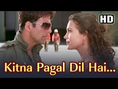 Kitna Pagal Dil Hai | Andaaz Songs |...