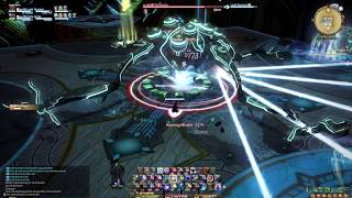 FFXIV Stormblood - Second Coil of Bahamut T8 - Unsync RMD/PLD Duo
