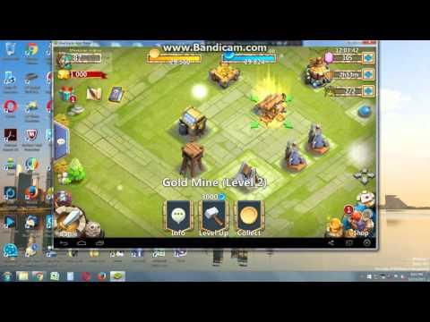 Castle Clash- PC Gaming #1