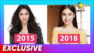 10 Year Challenge a la Star Cinema: Julia Barretto