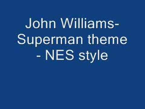 John Williams-Superman theme - NES style