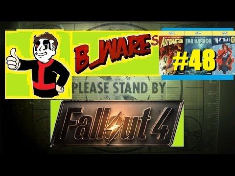 FALLOUT 4 - Ep. #48 Pt. 2 One Last Vault w/ B_wareTNEB - LIVE PS4