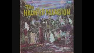 The Story And song from The HAUNTED MANSION lp