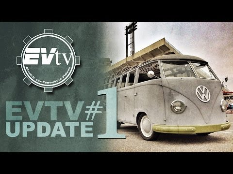 DIY Electric VW Bus Project Introduction