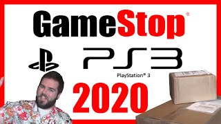 Checking Out A Ps3 Bundle From Gamestop In 2020