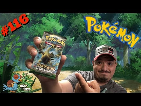 Early Bird Pokemon Opening #116 Fates Collide Booster Pack FASTEST OPENINGS IN YOUTUBE