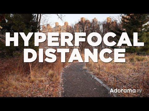 Hyperfocal Distance: Ask David Bergman