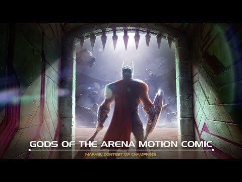 Gods of the Arena Motion Comic | Marvel Contest of Champions