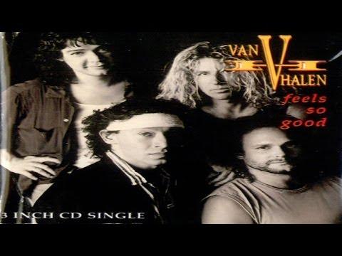 Van Halen - Feels So Good (1988) (Remastered) HQ