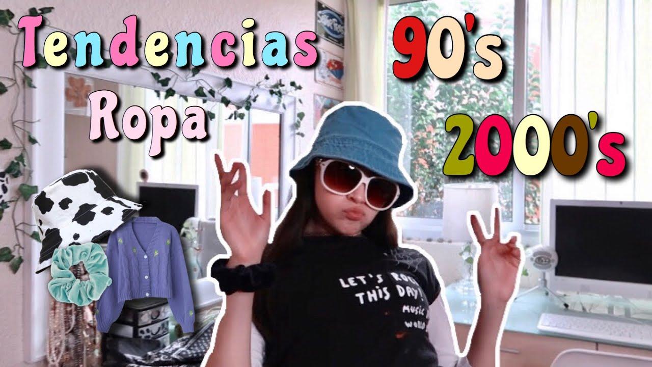 ROPA DE LOS 90's QUE SE USAN AHORA ☆ Scrunchies , Cardigans ☆ Soy Mich Blogs