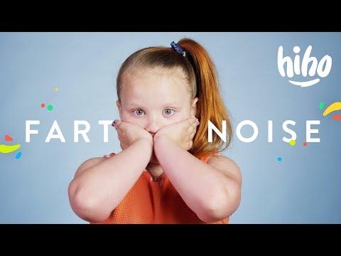 100 Kids Make A Fart Noise  100 Kids  HiHo Kids