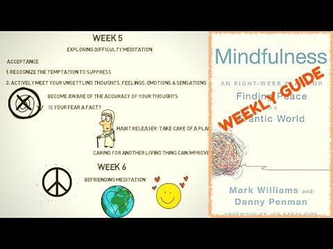 Mindfulness: 8-Week Plan Summary Guide