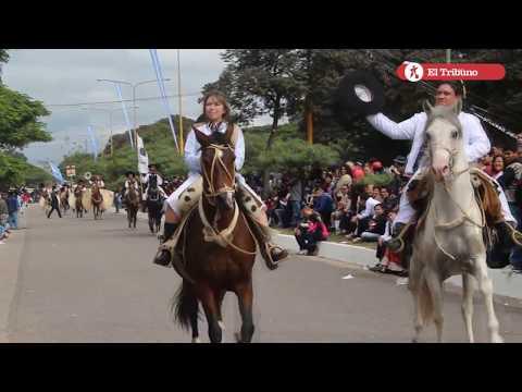 Actos del 25 de Mayo en San Pedro