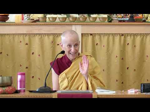 41 Engaging in the Bodhisattva's Deeds: Mindfulness and Introspective Awareness 03-25-21