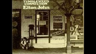 Elton John Tumbleweed Connection 1973