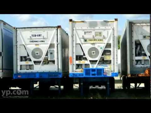 Trailer Leasing Company Jacksonville Storage Transportation