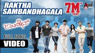 Jolly Days |Raktha Sambandhagala| FEAT. Vishwas, Keerthi Gowda, Aishwarya Nag | New Kannada