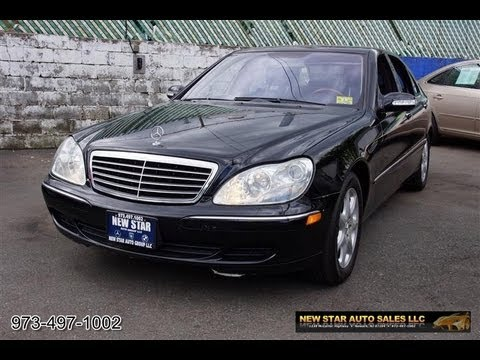2006 mercedes benz s500 4matic youtube. Black Bedroom Furniture Sets. Home Design Ideas