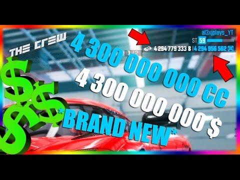The Crew NEW MONEY/CC GLITCH! (4.300.000.000 in 20sec.!) NO CLICKBAIT! --GER--