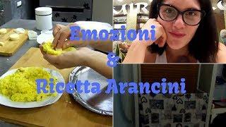 EMOZIONI || RICETTA ARANCINI || debby_andbaby