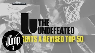 The Jump breaks down The Undefeated