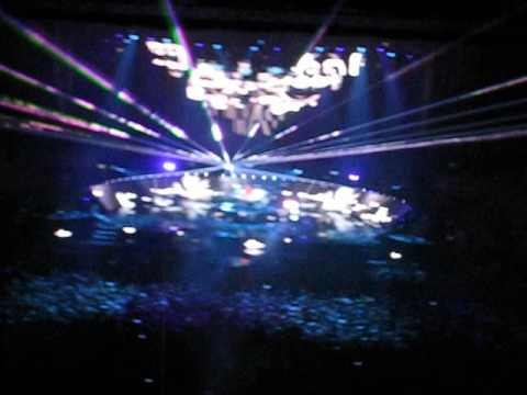 Muse - Survival @ Riga, Latvia. The 2nd Law