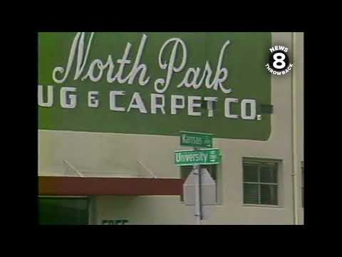 """Our Town"" series showcases North Park, San Diego in 1978"