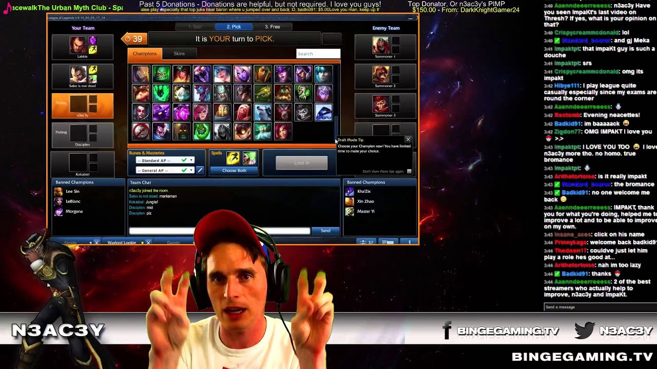 League of legends bad matchmaking
