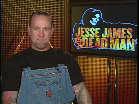 SidewalksTV.com: Jesse James Interview Preview (2009)