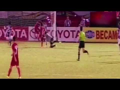 Best Highlights from TMCC 2014: Becamex Binh Duong FC