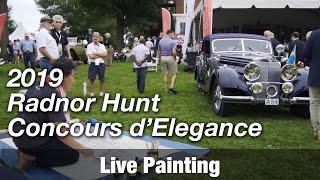2019 Radnor Hunt Concours d'Elegance