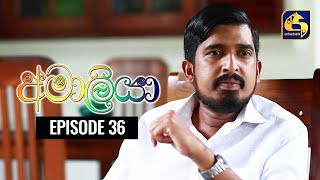 AMALIYA Episode 36 || අමාලියා II 10th October 2020 Thumbnail